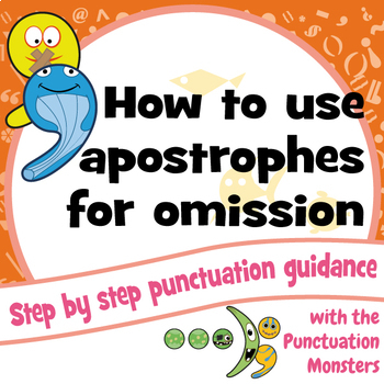 How to use Apostrophes for Missing Letters
