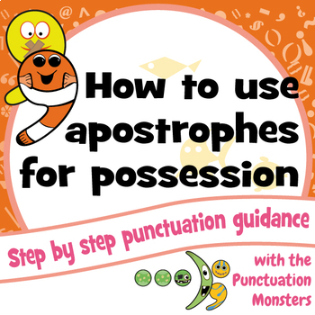 How to use Apostrophes for Singular Possession