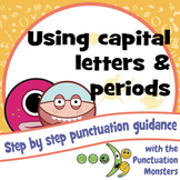 How to use Capital Letters and Periods