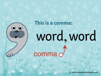 How to use Colons and Commas in Simple Lists
