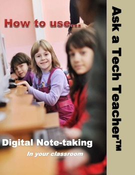 How to use Digital Note-taking In your classroom