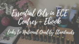 How to use Essential Oils in Early Childhood Centres with
