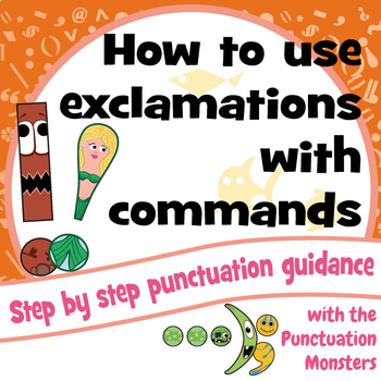How to use Exclamations with Commands