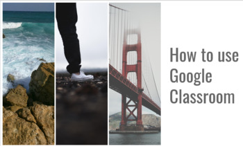How to use Google Classroom PowerPoint