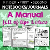 How to use K-2 Notebooks