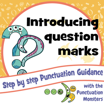 How to use Question Marks