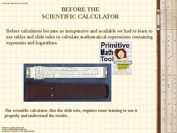 How to use Scientific Calculator