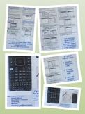 How to use TI-Nspire CX CAS, Further Mathematics Units 3 & 4. Reference Guide
