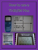 How to use a TI-83 and TI-84 for Algebra and Geometry