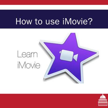 How to use iMovie? Reference Guide