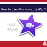 How to use iMovie on the iPad Handout