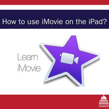 How to use iMovie on the iPad