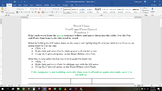 How to use the Cut, Copy, Paste and Insert on Microsoft Word