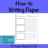 How-to with Dotted Lines (unnumbered)