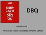 How to write a History DBQ