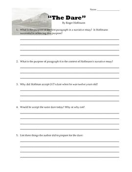 How to write a Narrative Essay (lesson bundle)