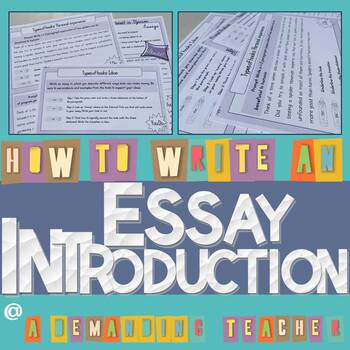how to write a hook for an introduction paragraph