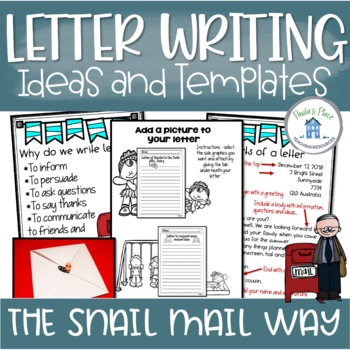 How to write a letter - the snail mail way