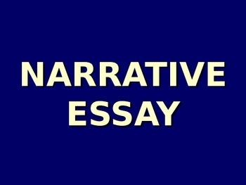 How to write a narrative essay