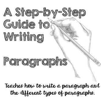 how to write a paragraph made easy