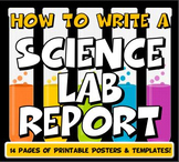 How to write a science lab report for middle school