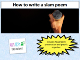 How to write a slam poem - full lesson