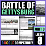 How was the Battle of Gettysburg a turning point in the Am