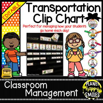 How we go home ~ Transportation Bundle (Editable) ~ Multi Color Polka Dot Theme
