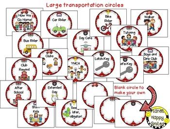 How we go home ~ Transportation Bundle (Editable) ~ Race Car Theme