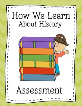How we learn about history (primary resource and secondary resources)