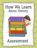 How we learn about history (primary resource and secondary
