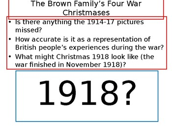 How were people at home affected by WWI? A Home Front enquiry