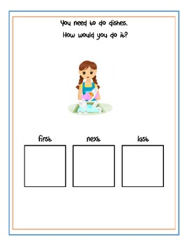 How would you... Adapted Book about sequencing