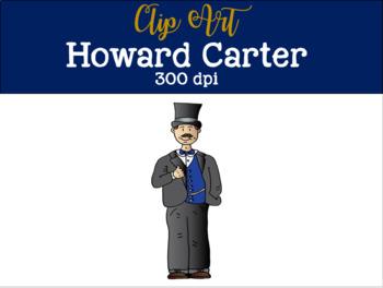 Howard Carter Clip Art