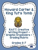 Howard Carter and King Tut's Tomb RAFT Writing Project