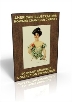 Howard Chandler Christy - 50 copyright free illustrations to download