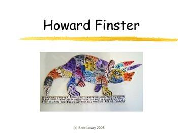Howard Finster Presentation