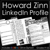 Howard Zinn LinkedIn Profile Activity