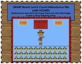 """Howdy Partner"" Cowboy Western Themed SMART Board Lunch Co"