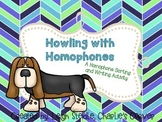 Howling With Homophones! Intermediate Grades