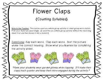 How's it Growing? {Plant Activities for Kindergarten}
