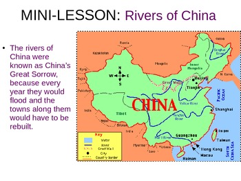Huang He Yellow River PowerPoint