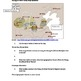 Huang He or Yellow River Valley Map and Key (Ancient China)