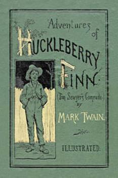 Huck Finn Chapter Review Map