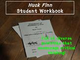 Huck Finn Student Workbook