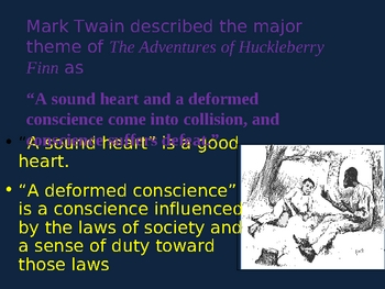 Huck Finn introduction