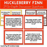 Huckleberry Finn Discussion Questions