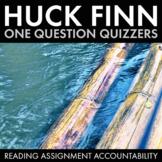 Huckleberry Finn (Huck Finn) Keep Teens Reading with Chapt