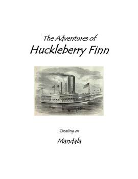 The Adventures of Huckleberry Finn Mandala