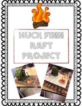 Huckleberry Finn Raft Project